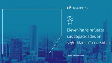 ElevenPaths de Telefónica refuerza sus capacidades de seguridad en IoT global con Subex