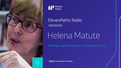 ElevenPaths Radio 2×15 – Entrevista a Helena Matute