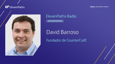 ElevenPaths Radio 3x01 - Entrevista a David Barroso