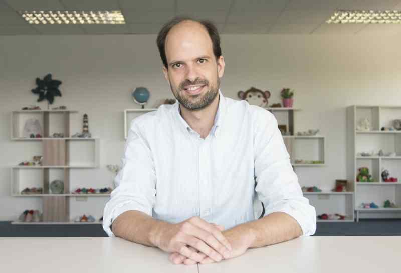 Enrique Bretos, CEO de Pisamonas
