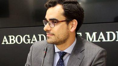 Álvaro Escudero, secretario general de AJE Madrid