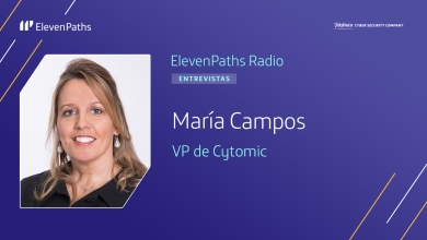 ElevenPaths Radio 3×03 – Entrevista a María Campos