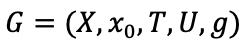 Figura 3. Estructura de un generador pseudoaleatorio