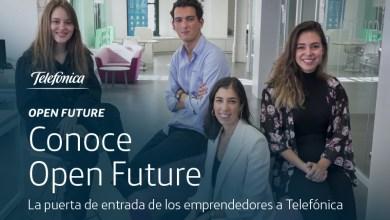 Open Future Emprendimiento Regional Telefónica