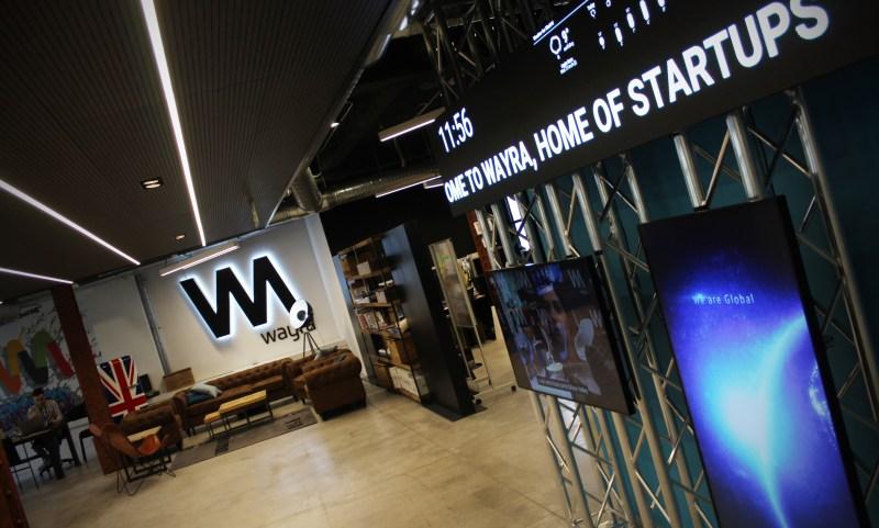 Inversiones Wayra España y Wayra X en 2020