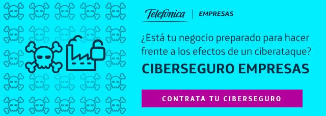 Ciberseguro Empresas, de Telefónica