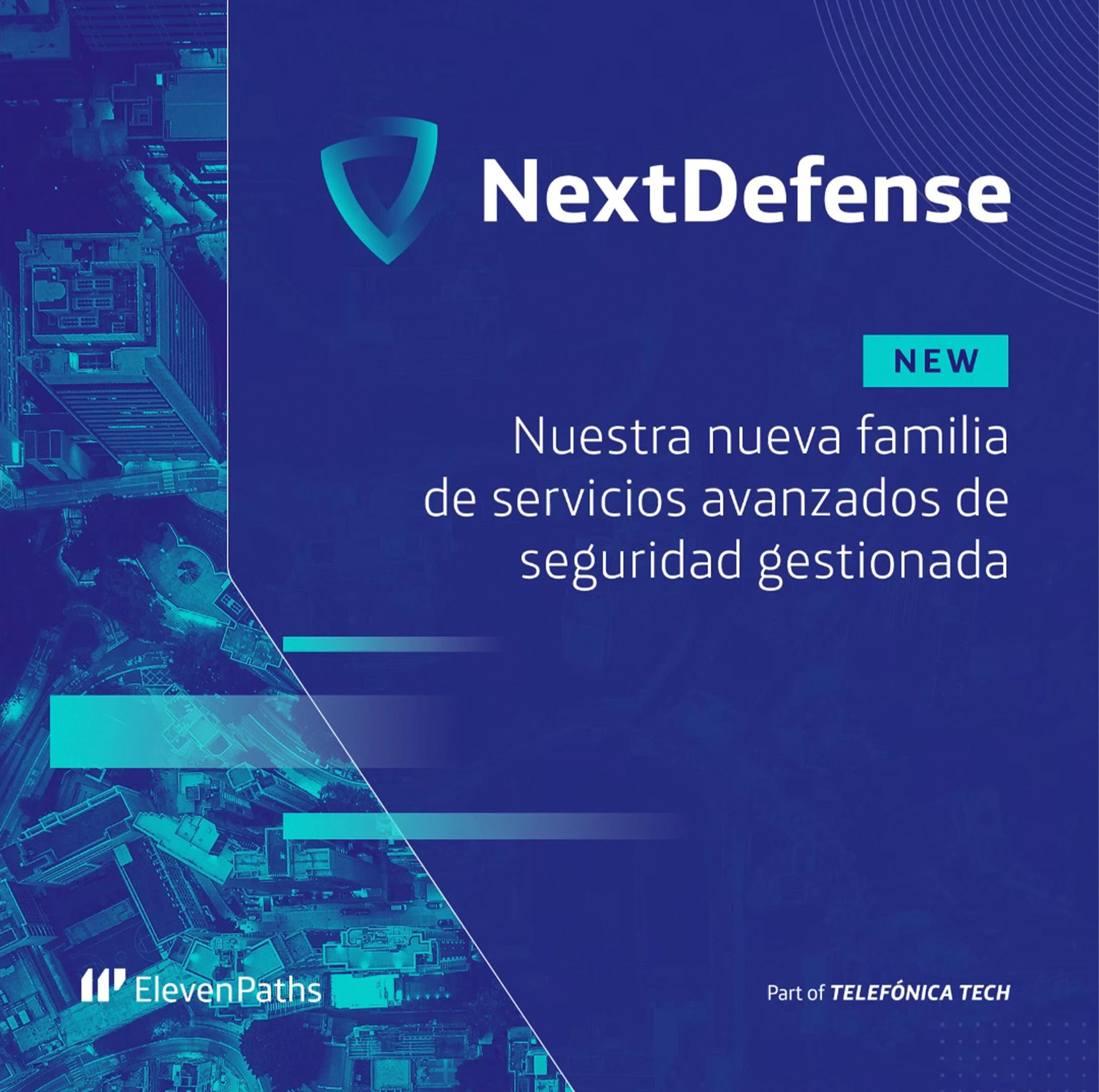 NextDefense ElevenPaths