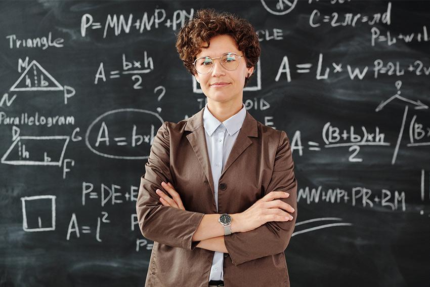 Mujeres que cambiaron las Matemáticas