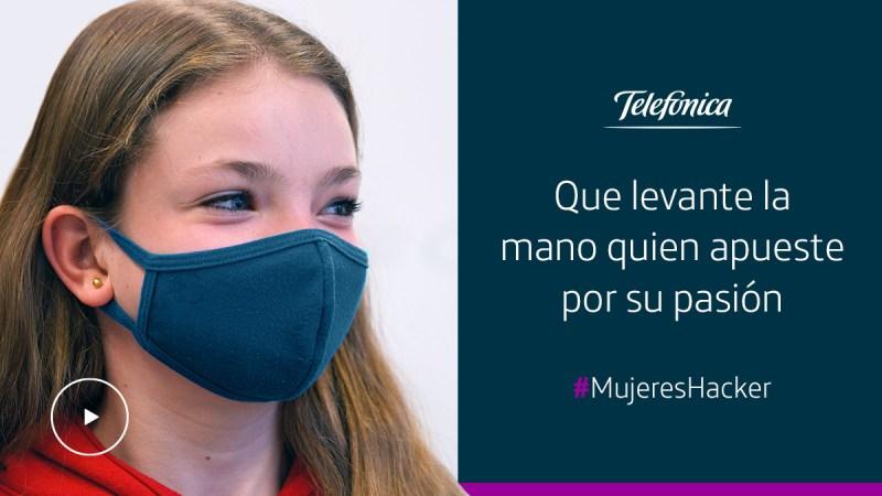 #MujeresHacker internacional