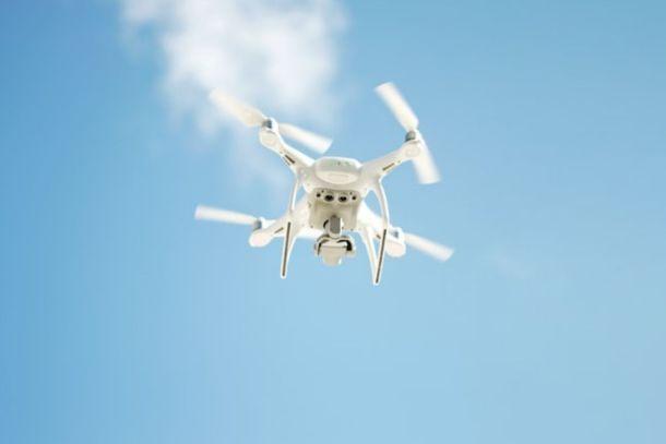 drones patrulla