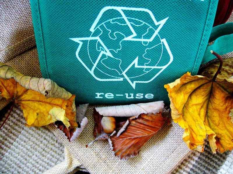 Economía circular: reciclar y reutilizar