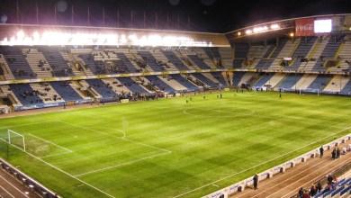 Estadio Riazor, foto: Bene Riobó