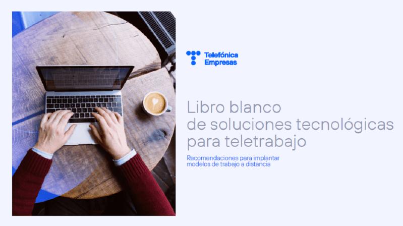 Libro Blanco Teletrabajo Telefónica