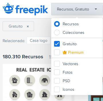Banco de imágenes gratuitas de Freepik