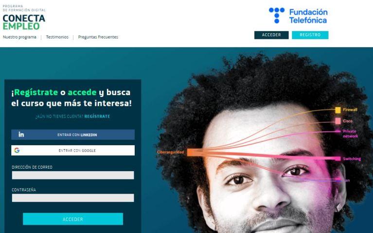 Registro Conecta Empleo