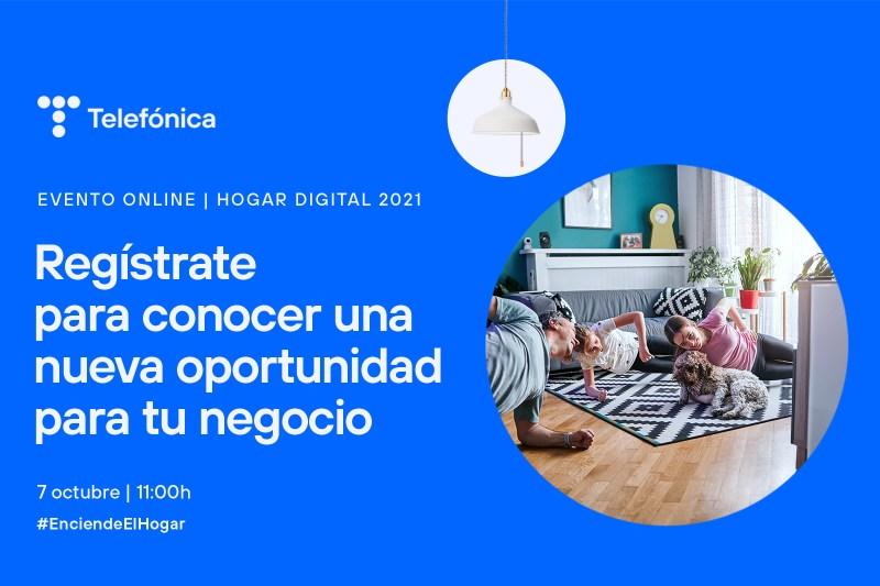 Hogar Digital de Telefónica