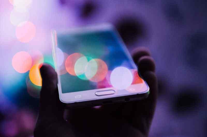 La tecnología proporciona felicidad