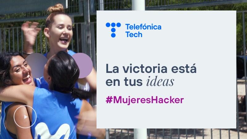 #MujeresHacker: La victoria está en tus ideas